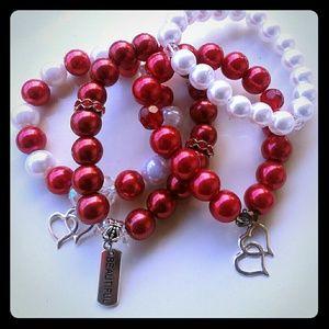 Breathtaking beaded bracelets